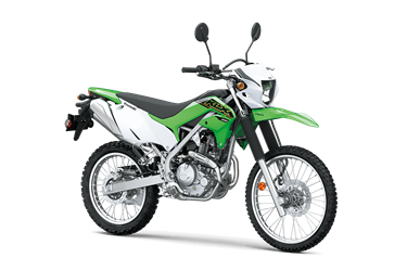 2021 KLX®230 ABS KLR®/KLX® Motorcycle by Kawasaki
