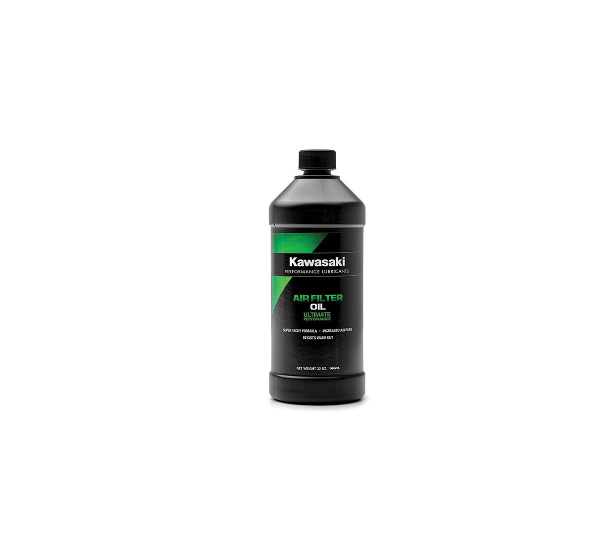 Kawasaki Performance Air Filter Oil