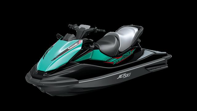 2020 Jet Ski Stx 160x By Kawasaki