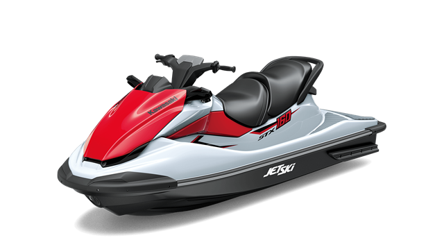 2020 Jet Ski Stx 160 By Kawasaki