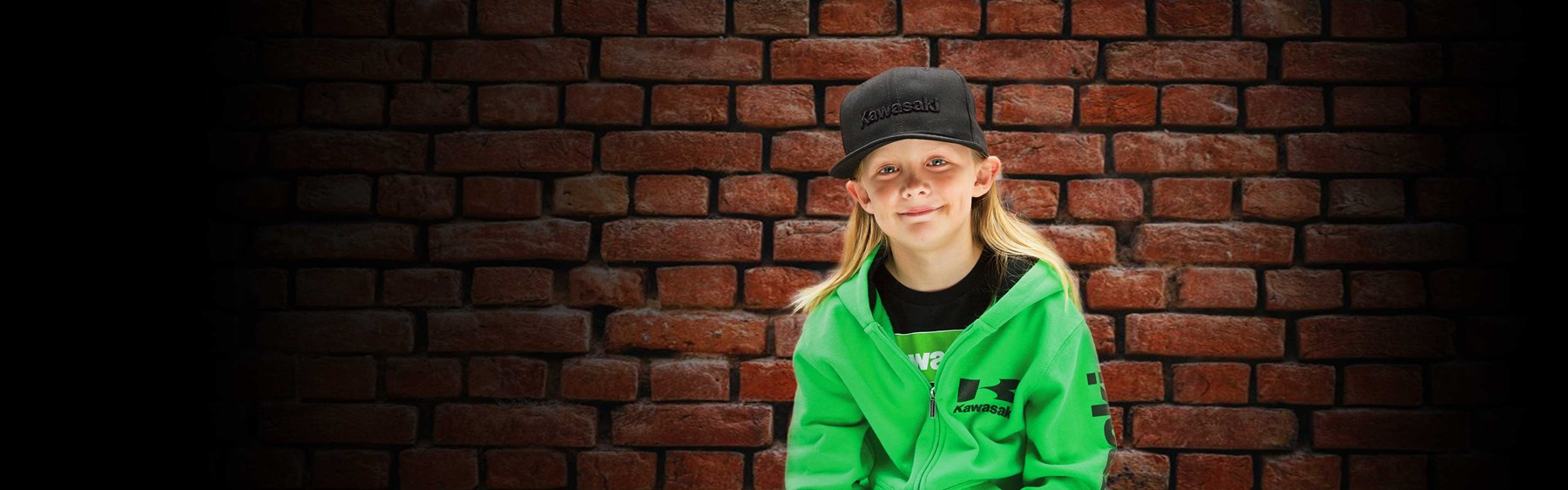 shopping header Youth apparel image