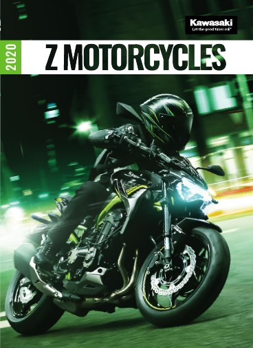 Z900RS ABS Brochure