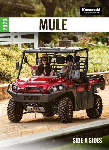 MULE PRO-FXT™ RANCH EDITION Brochure