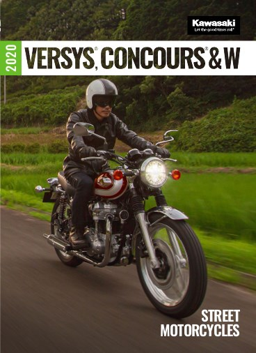 VERSYS® 650 ABS Brochure