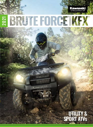 BRUTE FORCE® 750 4x4i EPS Brochure