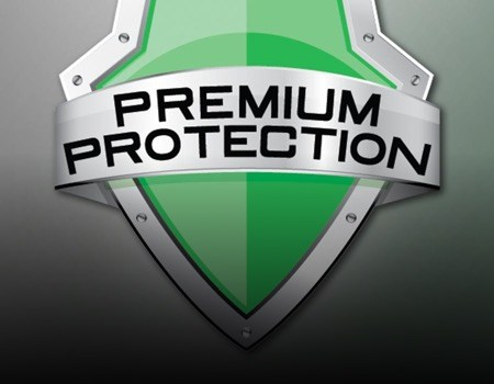 kawasaki premium protection plus shield