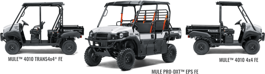 mule 4010 trans 4x4 fe and mule pro-dxt eps le and mule 4010 4x4 fe