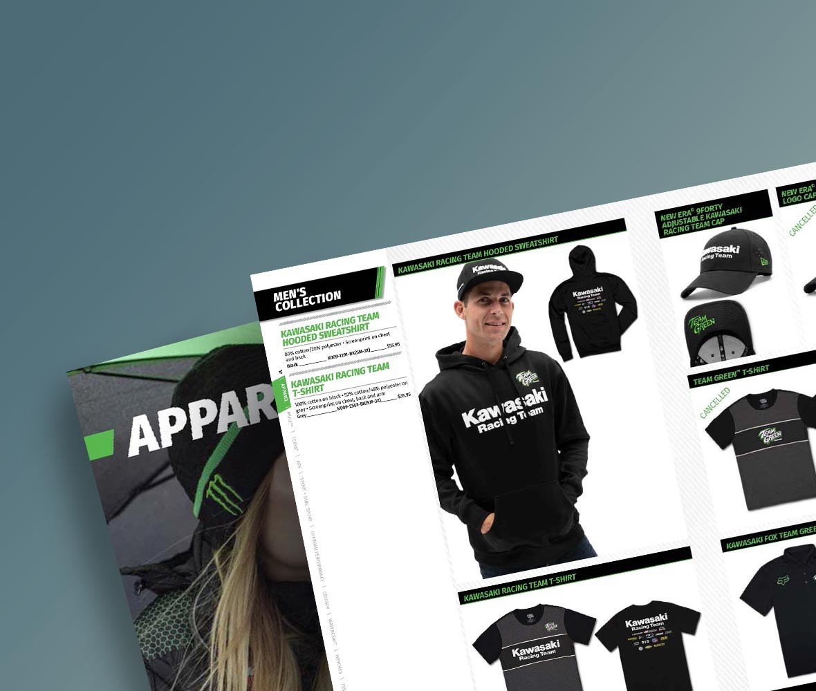 Shop The Apparel & Gifts Collection model