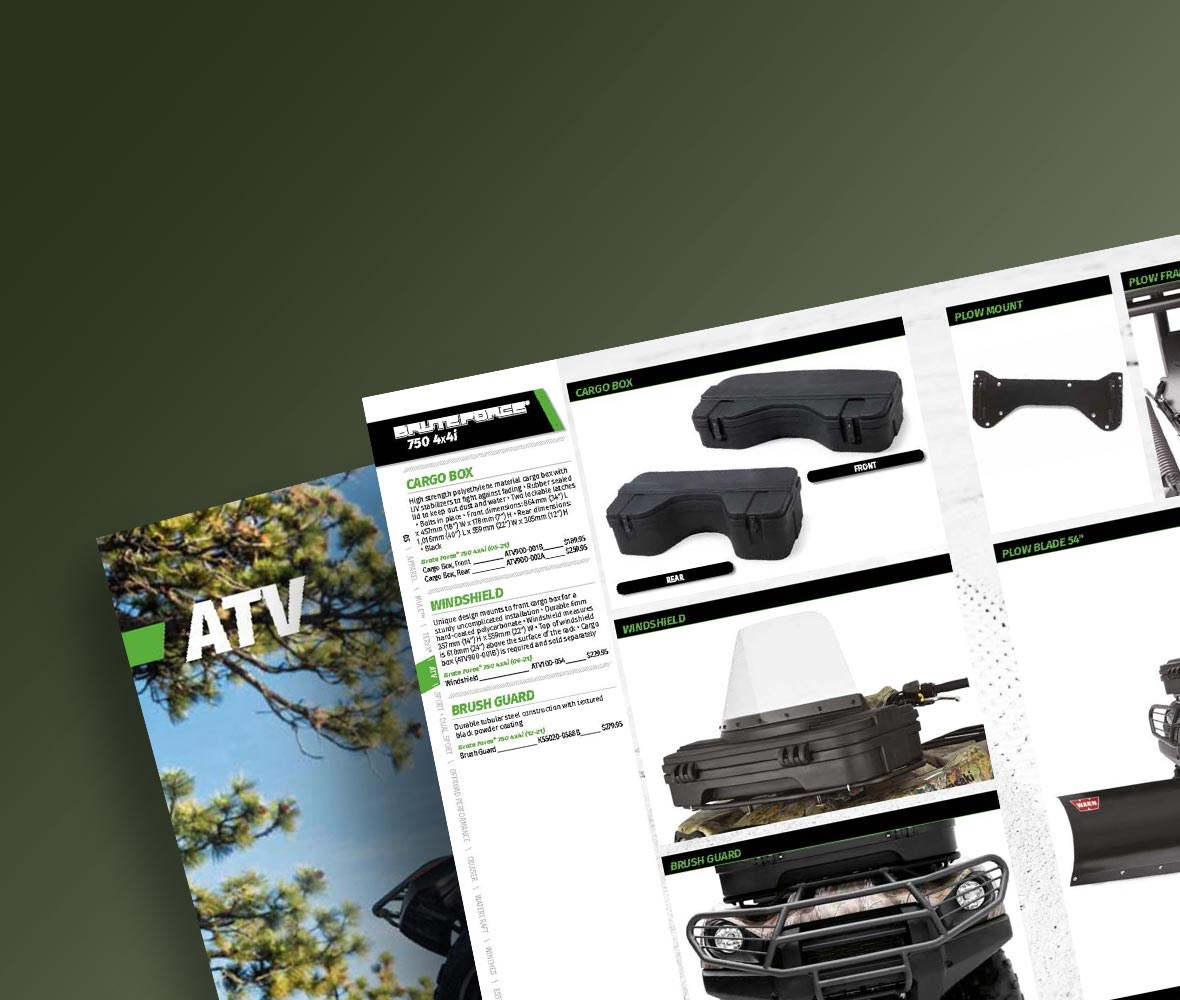 Shop The ATV Accessories Collection model