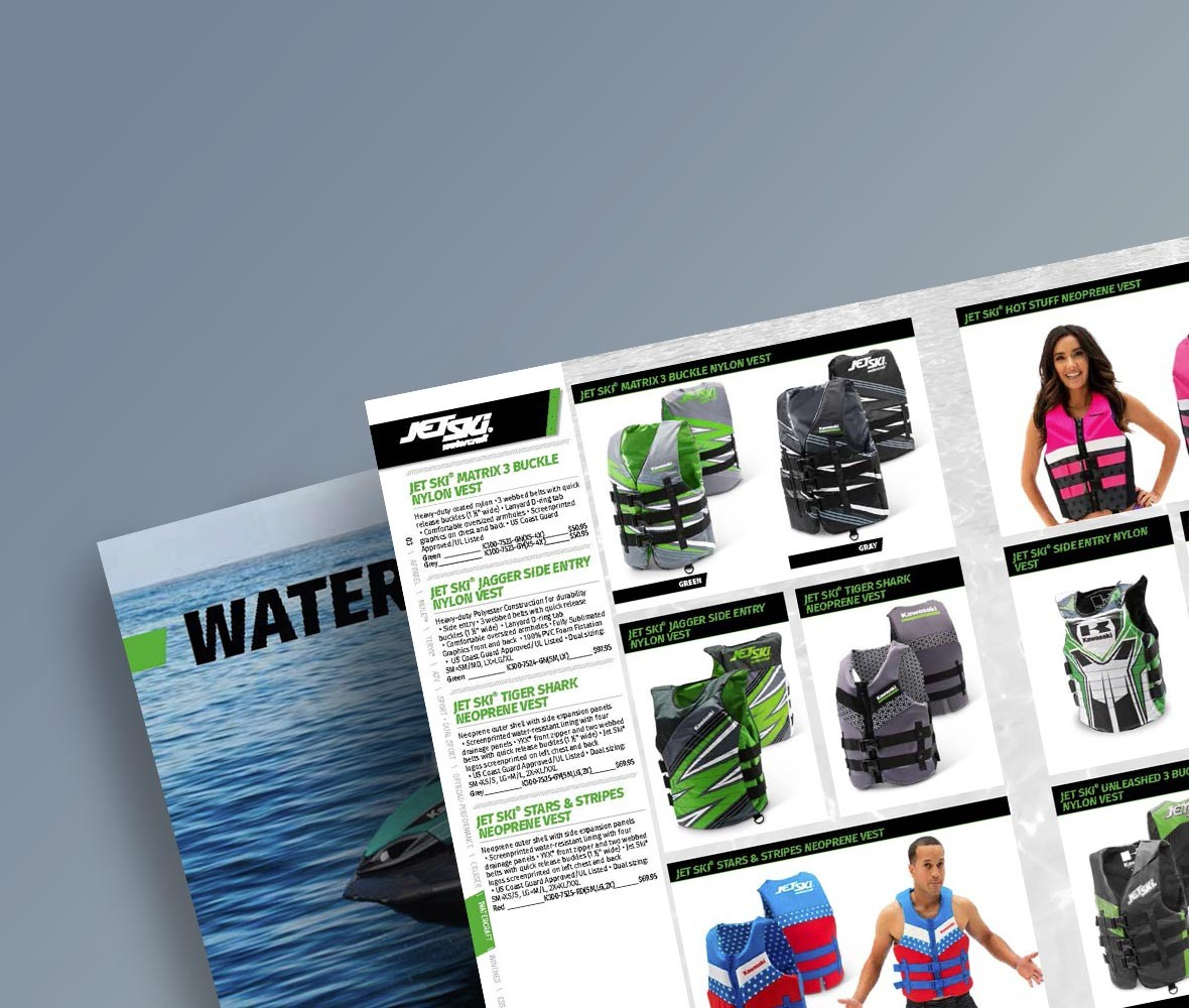Shop The Watercraft Accessories Collection model