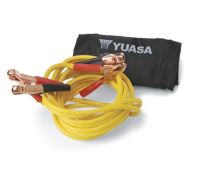 Yuasa® Jumper Cables detail photo 1