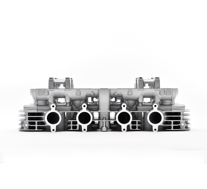 Reproduction Z1 Cylinder Head, Silver detail photo 2