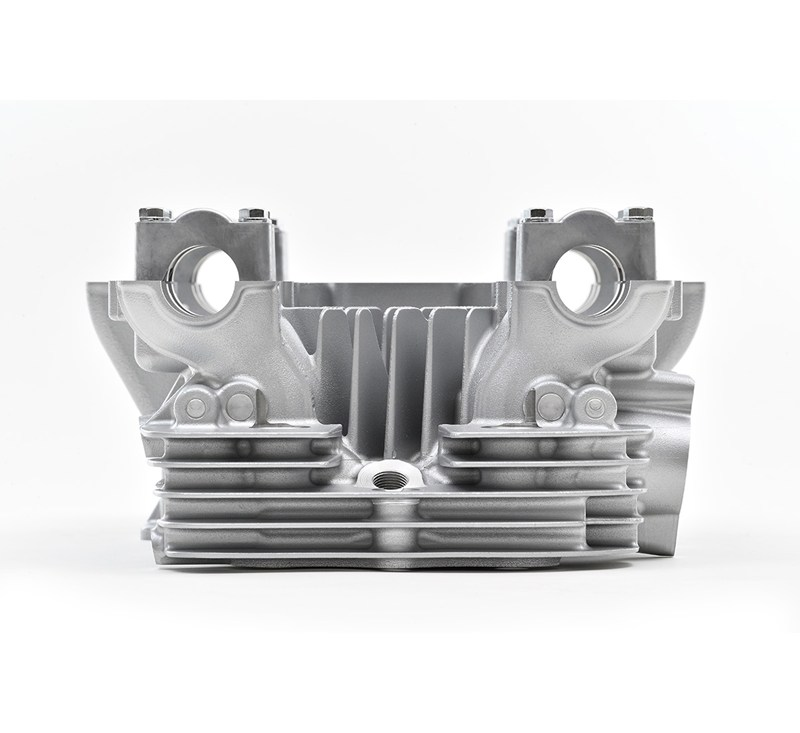 Reproduction Z1 Cylinder Head, Silver detail photo 4
