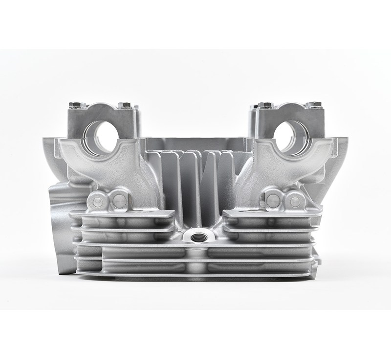 Reproduction Z1 Cylinder Head, Silver detail photo 5