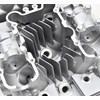 Reproduction Z1 Cylinder Head, Silver photo thumbnail 7