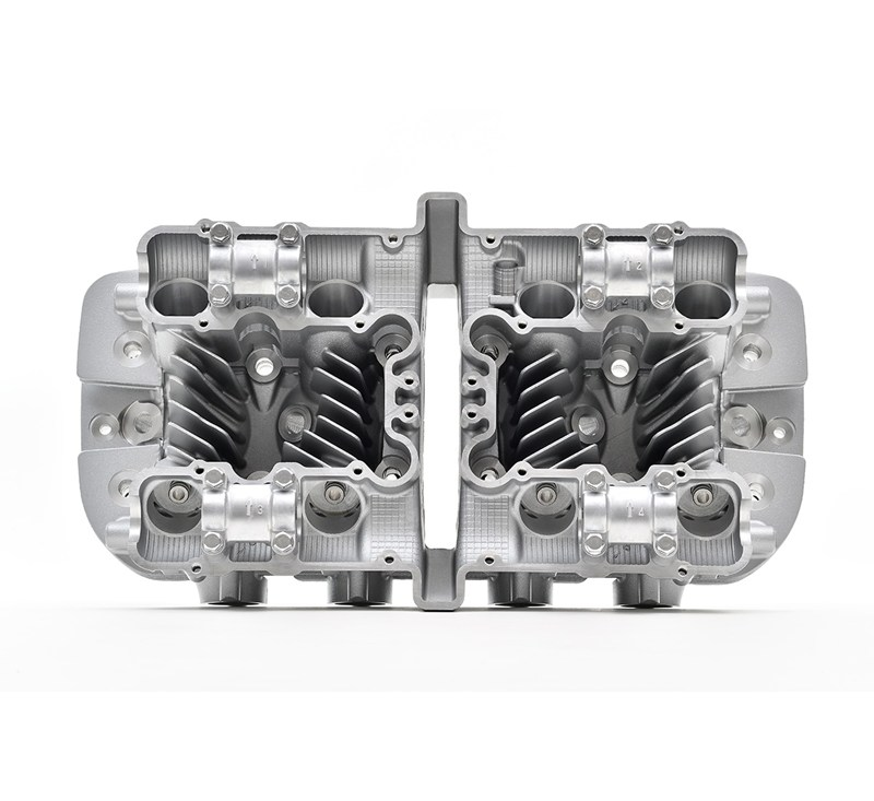 Reproduction Z1 Cylinder Head, Silver detail photo 1