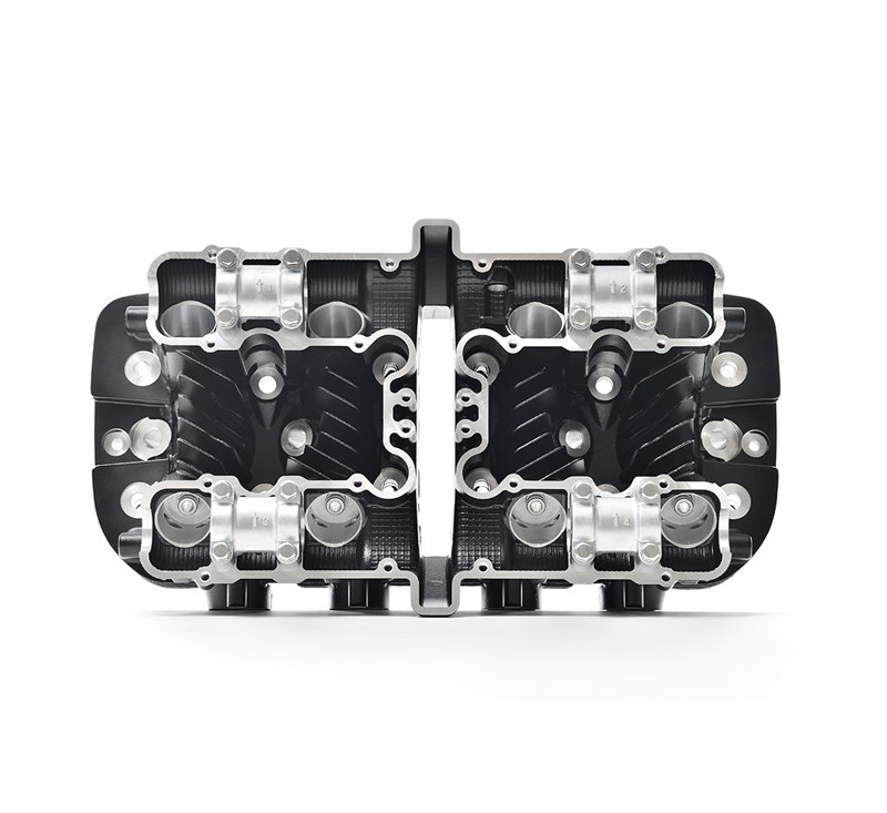 Reproduction Z1 Cylinder Head, Black detail photo 1