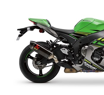 Ninja® ZX™-10R Akrapovic Slip-On Exhaust