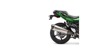 Ninja H2™ SX Akrapovic Slip-On Exhaust