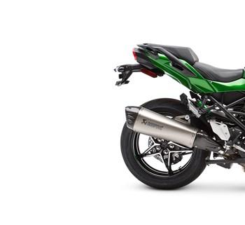 Ninja H2™ SX Akrapovic Slip-On Exhaust