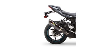Ninja® ZX™-6R Akrapovic Slip-On Exhaust