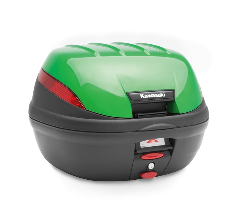 39 Liter Top Case, Color Panel, Candy Lime Green/17P detail photo 1