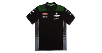 World Super Bike Monster Energy Replica Polo