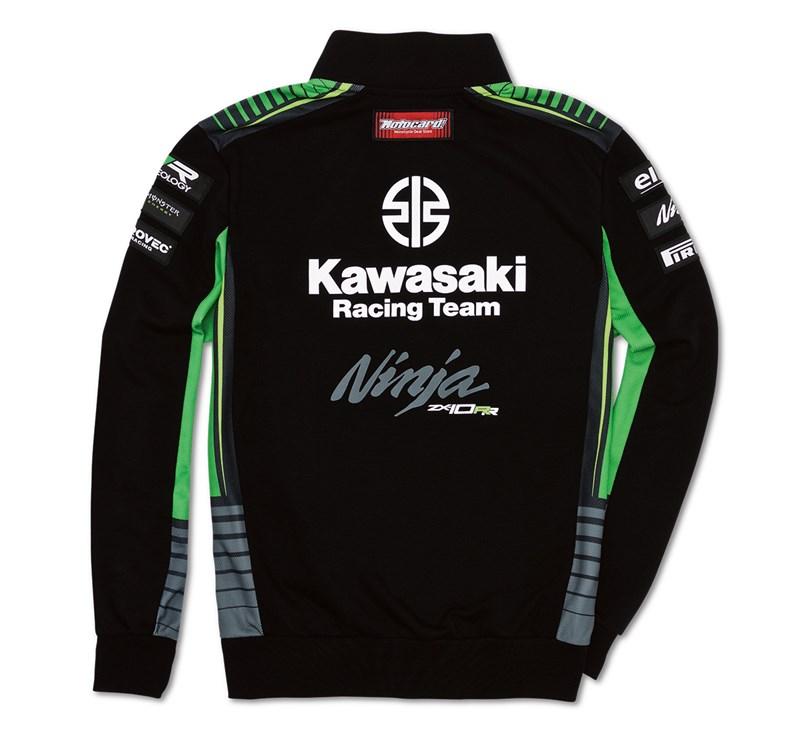 KRT WorldSBK Replica Sweatshirt detail photo 2