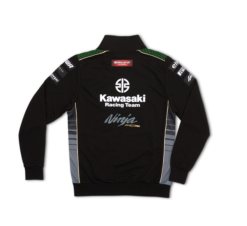 World Super Bike Monster Energy Replica Sweatshirt detail photo 2