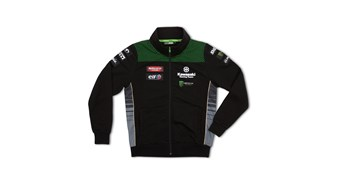 World Super Bike Monster Energy Replica Sweatshirt