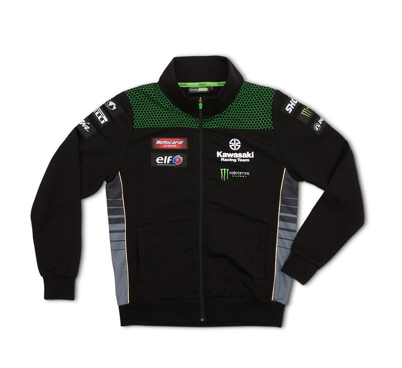 World Super Bike Monster Energy Replica Sweatshirt detail photo 1