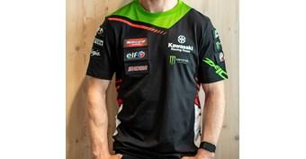 World Super Bike Monster Energy Replica T-Shirt