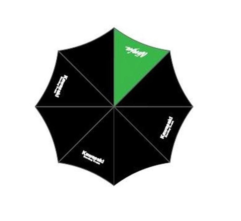 Kawasaki Racing Team World Super Bike Umbrella detail photo 2