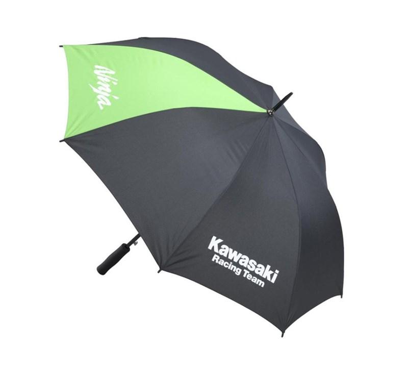 Kawasaki Racing Team World Super Bike Umbrella detail photo 1