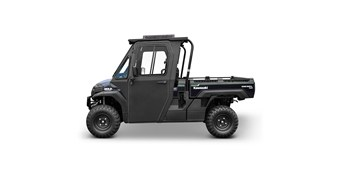 Hard Cab Enclosure by Curtis® with Roof Top A/C, MULE PRO-DX™ Power Kit, and AS1 Windshield