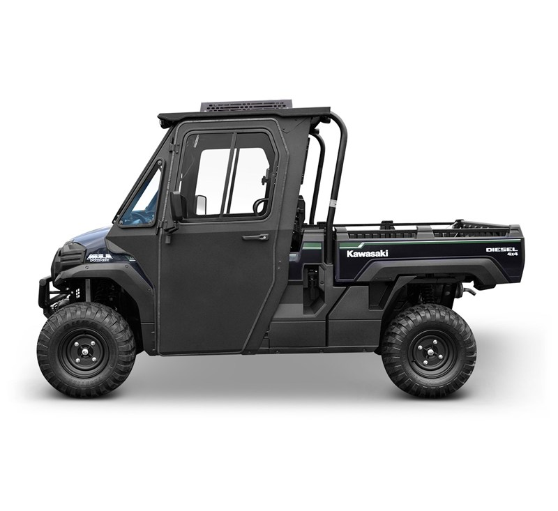 Hard Cab Enclosure by Curtis® with Roof Top A/C, MULE PRO-DX™ Power Kit, and AS1 Windshield detail photo 1