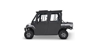 Hard Cab Enclosure by Curtis® with Roof Top A/C, MULE PRO-FXT™ Power Kit, and AS1 Windshield