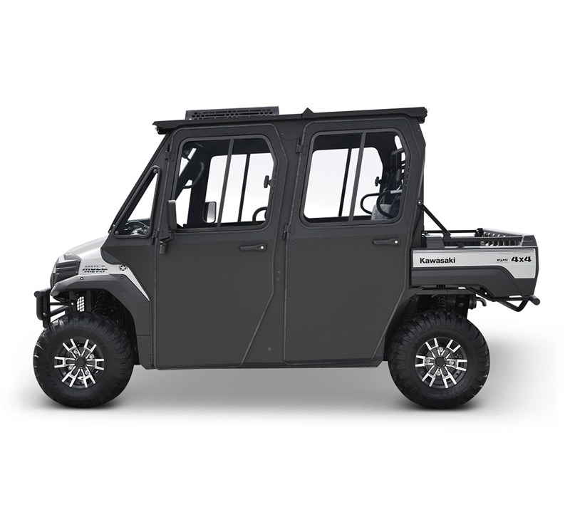 Hard Cab Enclosure by Curtis® with Roof Top A/C, MULE PRO-FXT™ Power Kit, and AS1 Windshield detail photo 1