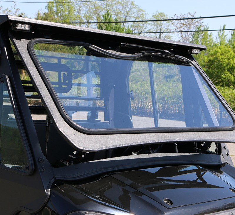 Hard Cab Enclosure with AS1 Glass Windshield by Curtis® Cabs detail photo 3