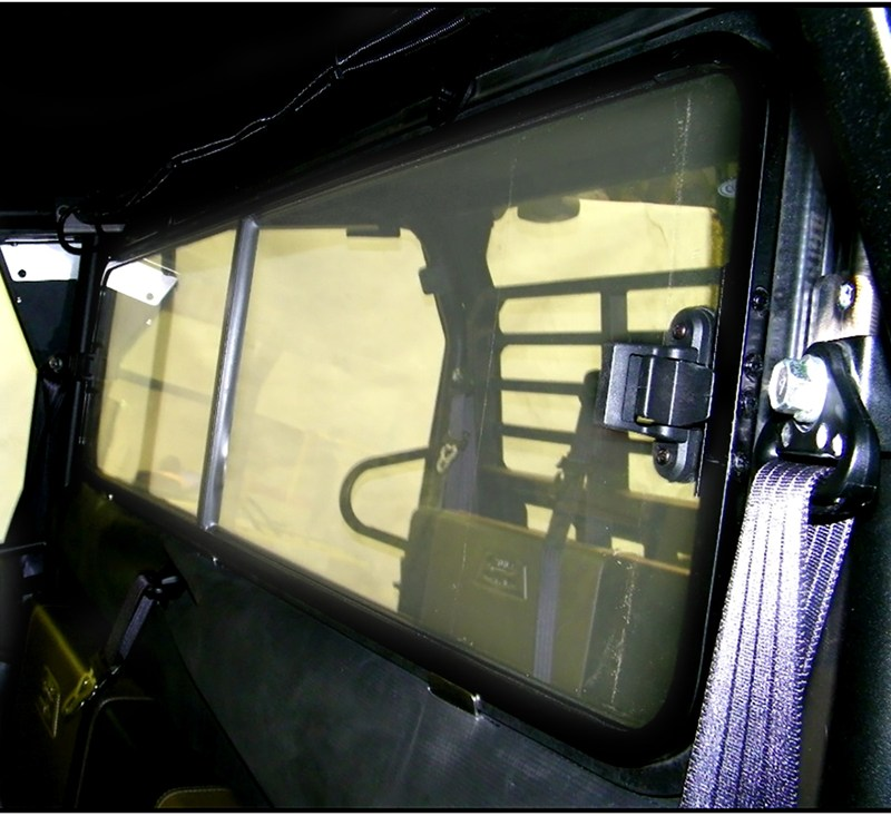 Optional FXT Hard Center Panel by Curtis® detail photo 1