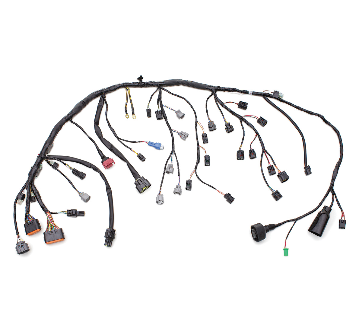 Motorcycle Racing Main Wire Harness
