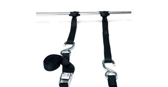 Ancra Soft Hook Set, 18""