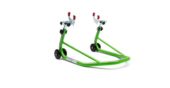 Motorcycle Stand, Green