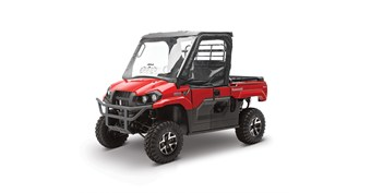 MULE PRO-MX™ - Enclosed Soft Cab Package