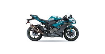 Ninja® ZX™-6R Performance Package