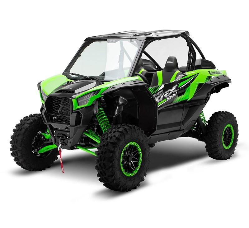 Teryx KRX® 1000 Mud Package detail photo 1