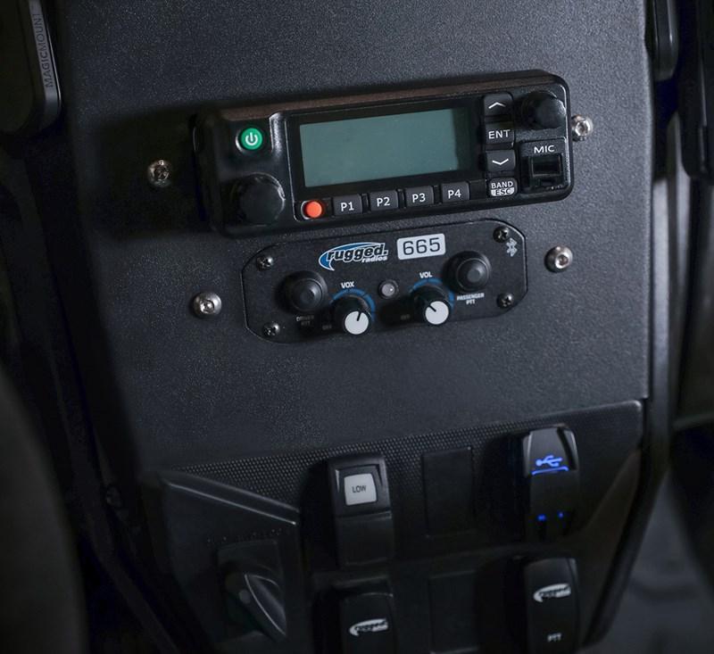 Rugged Radios - Communication Kit for Teryx® KRX™ 1000 detail photo 1