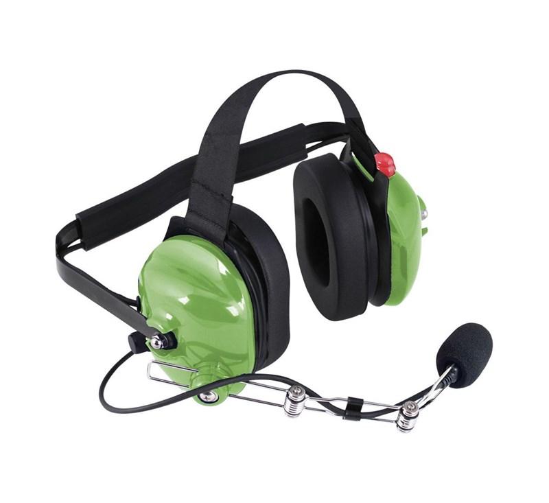 Single Seat Radio System with Dual Band Handheld Radio detail photo 1