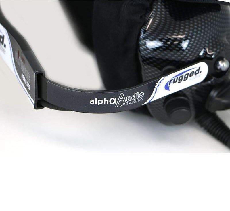 Ultimate Offroad Headset detail photo 3