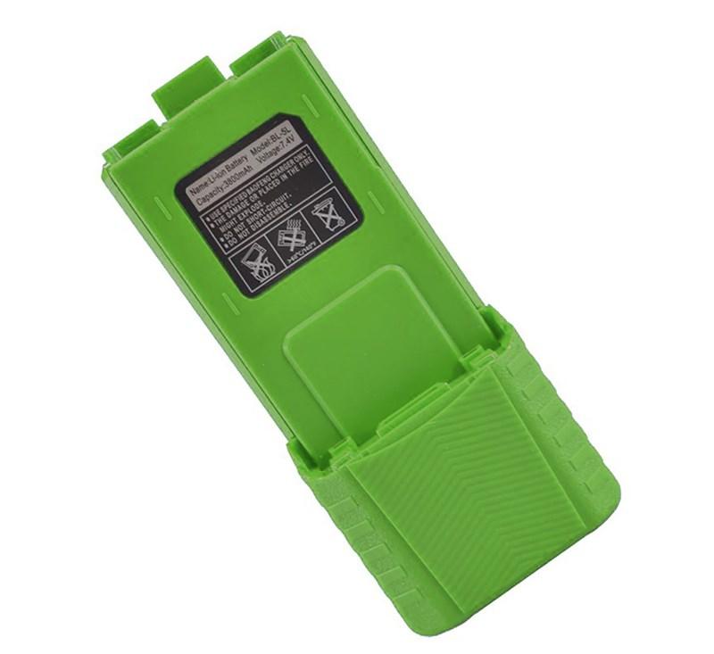 Rugged Radios High Capacity Battery detail photo 1